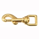 buy discount  Bolt Snap / Flat Eye -- Brass 5/8 in.