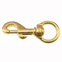 buy discount  Bolt Snap / Round Eye -- Brass 5/8 in.