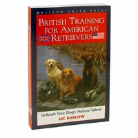 buy discount  British Training for American Retrievers by Vic Barlow