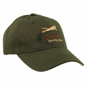 buy discount  GREEN Avery Handler's Cap