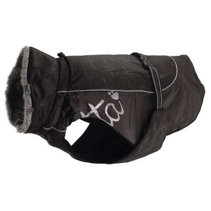 CLEARANCE -- Black Hurtta Winter Dog Jacket