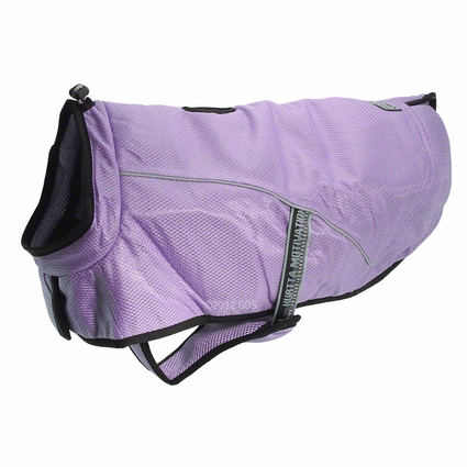 CLEARANCE -- PURPLE Hurtta Dog Cooling Coat