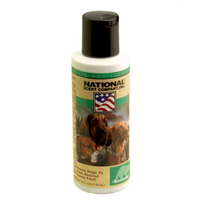 Raccoon Scent for Dog Training - 4 oz.