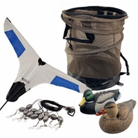 buy  Decoys, Decoy Bags, Waterfowl Flags, and Accessories