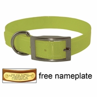 buy discount  CLEARANCE -- 1 in. K-9 Komfort TransFlex 2-Groove Standard Dog Collar