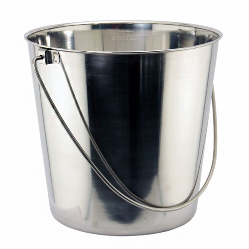Dog Kennel Water Bucket - 9 Quart