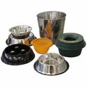 buy  Dog Water Bowls, Water Buckets, and Food Bowls