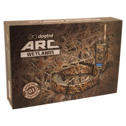 Dogtra ARC Wetlands Camo Remote Training Collar System