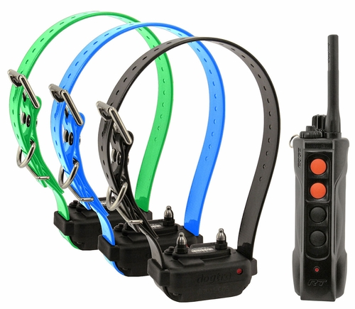 Dogtra Edge RT Remote Training Collar System -- 3 Dog