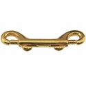 buy discount  Double-End Snap -- Brass 3 1/2 in.