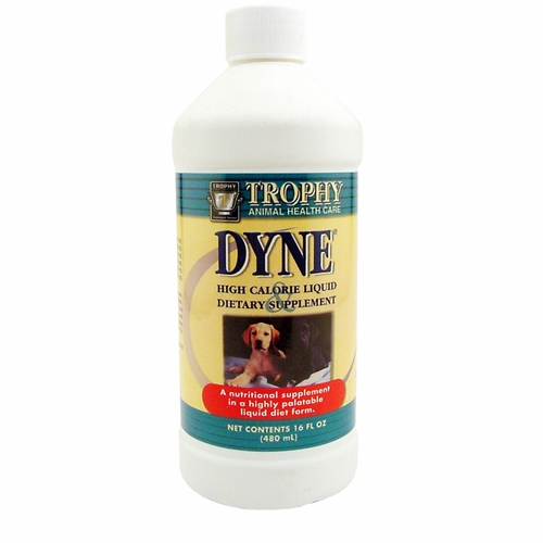 Dyne High Calorie Liquid Dietary Supplement -- 16 oz.