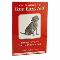 buy discount  Field Guide to Dog First Aid by Randy Acker, DVM