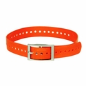 buy discount  Garmin 1 in. Orange Collar Strap for Small Neck Sizes
