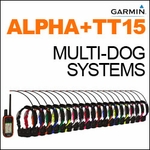 buy discount  Garmin Alpha + TT15 Multi-Dog Systems