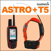 buy Garmin Astro 320 with T5 COMBO (1-dog GPS System) shock collars