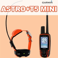 buy Garmin Astro 320 with T5 MINI COMBO (1-dog GPS System) shock collars
