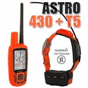 buy  Garmin Astro 430 with T5 COMBO (1-dog GPS System)