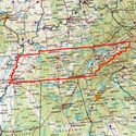 buy discount  Garmin HuntView Map Card - Tennessee
