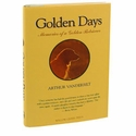 buy discount  CLEARANCE -- Golden Days -- Memories of a Golden Retriever by Arthur Vanderbilt