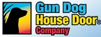 Gun Dog House Doors