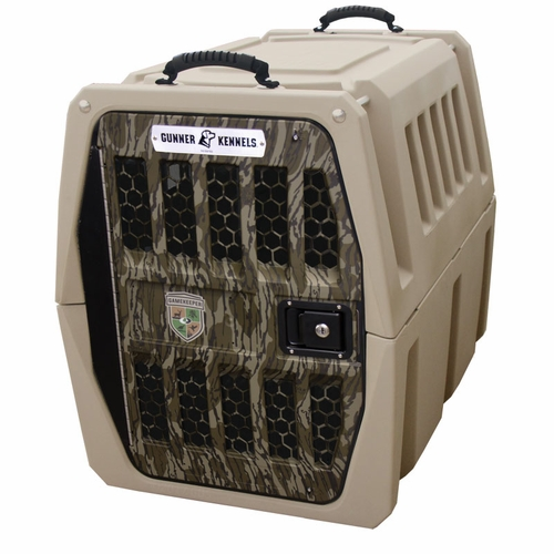Gunner Kennels G1 Intermediate GameKeepers Camo Dog Crate