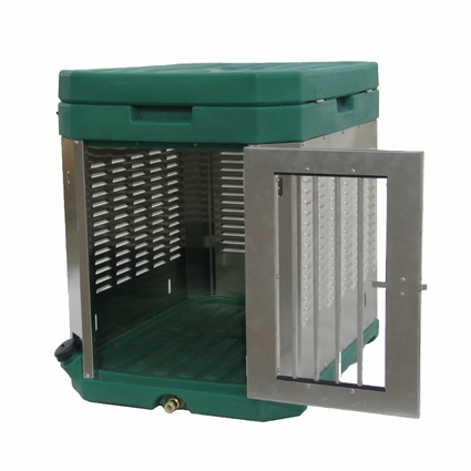 High Country Plastics Portable Dog Kennel PDK-10