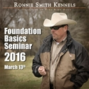buy discount  Huntsmith Foundation Basics Seminar with Instructor Ronnie Smith -- March 13, 2016