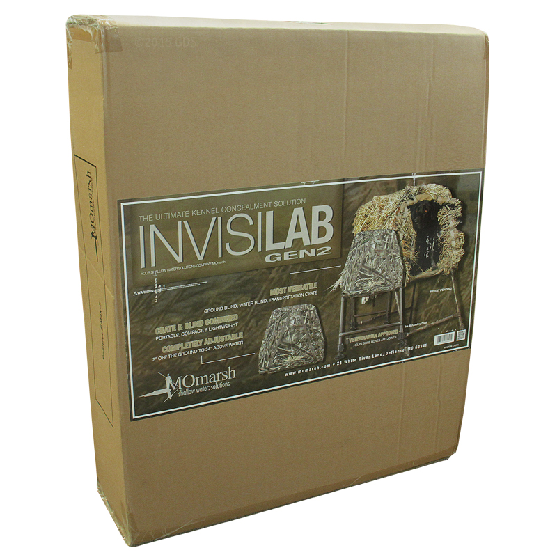 Invisilab G2 Dog Blind Stand Crate By Momarsh 184 95