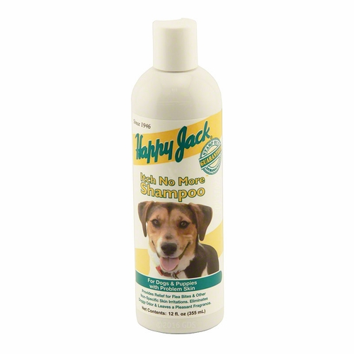 Itch No More Shampoo from Happy Jack