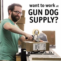 buy discount  Jobs at Gun Dog Supply