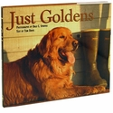 buy discount  CLEARANCE -- Just Goldens by Tom Davis with photography by Dale C. Spartas
