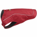 buy discount  CLEARANCE -- RED K-9 Overcoat Dog Jacket by Ruff Wear