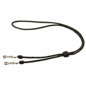 buy discount  K9 Komfort Kangaroo Leather Double Lanyard -- Solid Colors