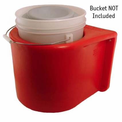 Kane Insulated Bucket Holder and Water Cover KWBH5-LB -- Bucket Not Included