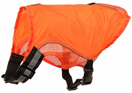 Kurgo Reflect and Protect Dog Visibility Vest with Built-In LED Lights