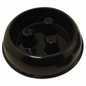 buy discount  LARGE BLACK Plastic Brake-Fast Bowl