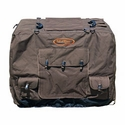 buy discount  Large Extended Brown Dixie Insulated Kennel Cover by Mud River