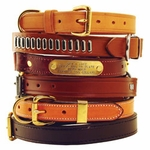 Leather Hunting Dog Collars