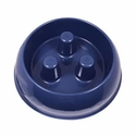 buy discount  MEDIUM BLUE Plastic Brake-Fast Bowl