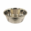 buy discount  Medium Stainless Steel Dog Bowl #8336 -- approx 96 oz.