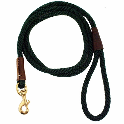 Mendota 6 ft. Rope Snap-leash 017
