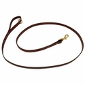 buy discount  Mendota Snap Lead - Leather - 6 ft. x 3/4 in.