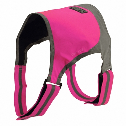 CLEARANCE -- PINK Hurtta Micro Dog Visibility Vest