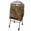 buy discount  MOmarsh InvisiChair Shallow Water Hunting Blind -- MAX-5 Camo