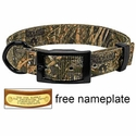 buy discount  Mossy Oak Duck Blind D-End Camo Dog Collar