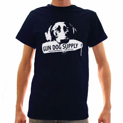 "NAVY BLUE Gun Dog Supply ""Roxy"" T-Shirt"