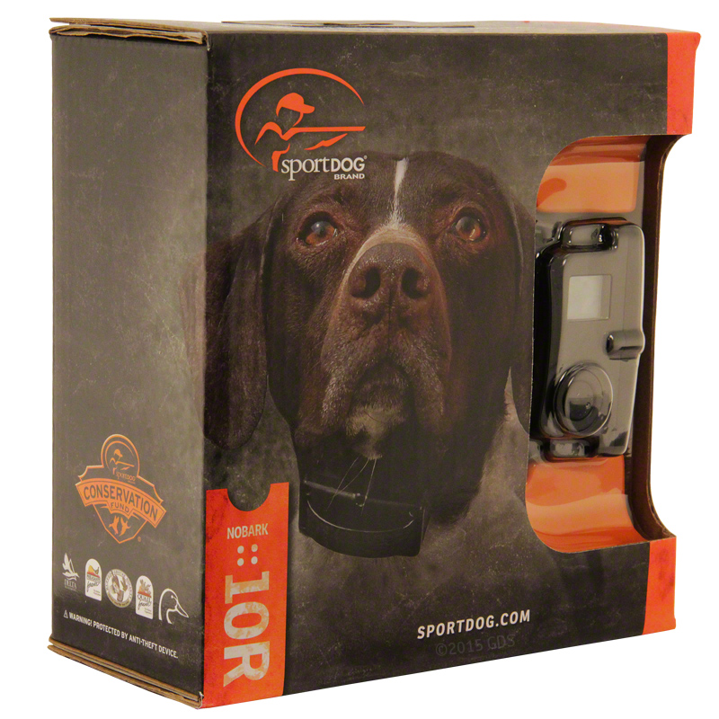 sportdog no bark 10r instructions