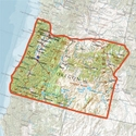 buy discount  ONXMAPS Oregon PLAT Topo Map - Micro SD
