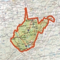 buy discount  ONXMAPS West Virginia PLAT Topo Map - Micro SD