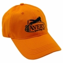 buy discount  ORANGE Avery Handler's Cap